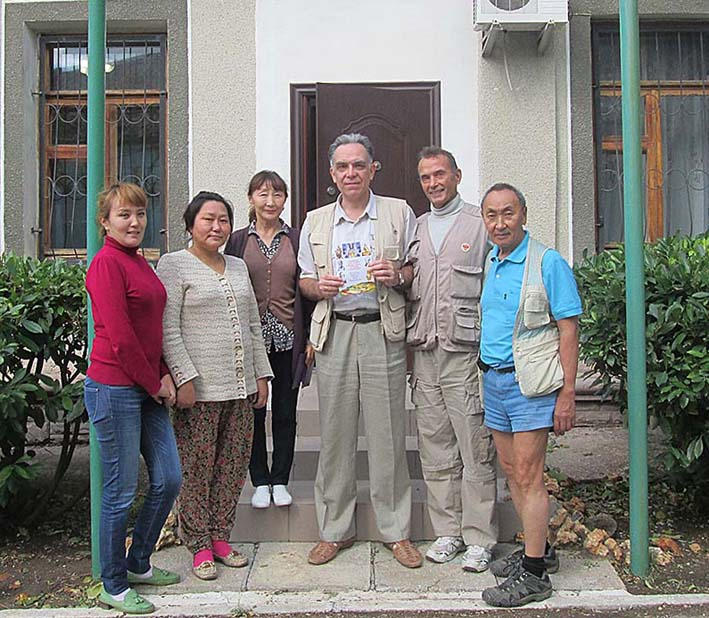 3_Группа из Якутии на перемене
