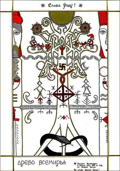 """The Tree of Life"" by Veleslav"