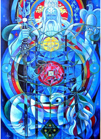 PAVEL TULAEV NATIVE GODS IN THE RUSSIAN ART